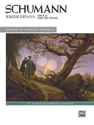 Schumann Kreisleriana Opus 16 Piano solo (edited by Charles Trimbell)