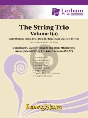 The String Trio: Volume 1 A