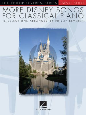 More Disney Songs For Classical Piano (arr. Phillip Keveren)