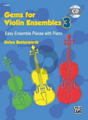 Gems for Violin Ensembles Vol. 3