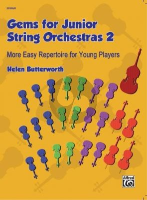 Butterworth Gems for Junior String Orchestras 2 (Easy Repertoire for Young Players) (Score/Parts)