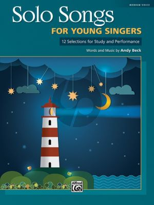 Solo Songs for Young Singers Medium Voice (12 Selections for Study and Performance) (Book)