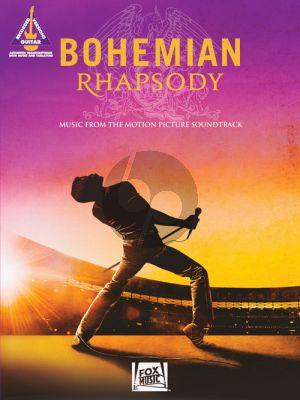 Queen Bohemian Rhapsody (Music from the Motion Picture Soundtrack) (Guitar Recorded Versions)