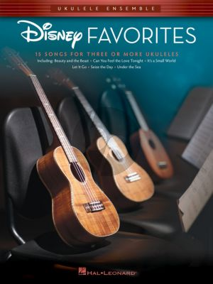 Disney Favorites for Ukulele Ensembles