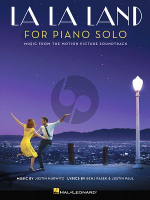Hurwitz La La Land for Piano Solo