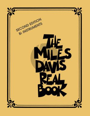 The Miles Davis Real Book for Bb Instruments (2nd. Edition)