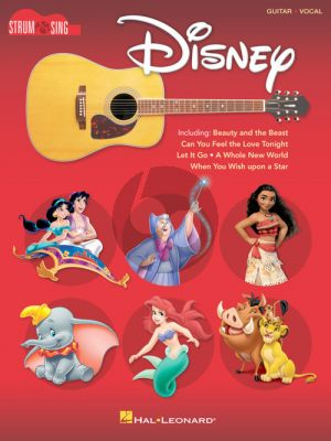 Disney – Strum & Sing Guitar