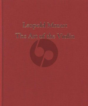Mozart The Art of the Violin (engl.) (Matthias Michael Beckmann)