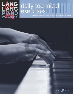 Lang Lang Daily Technical Exercises for Piano