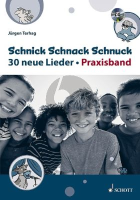 Terhag Schnick Schnack Schnuck - 30 neue Lieder (Praxisband) (Bk-Cd)
