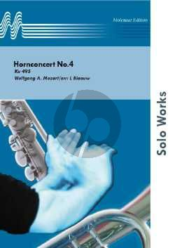 Mozart Konzert No.4 KV 495 Euphonium-Piano (transcr. L. Blaauw)