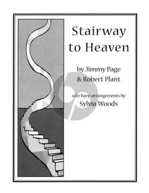 Led Zeppelin Stairway to Heaven for Harp (arr. Sylvia Woods)