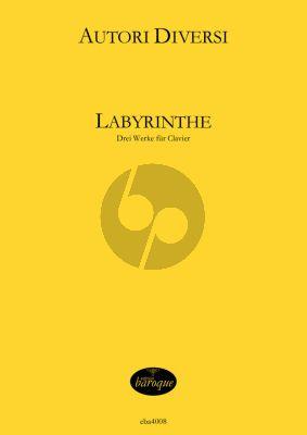 Album Labyrinthe 3 Werke fur Cembalo