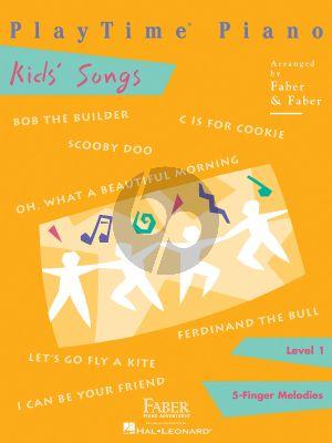 PlayTime® Piano Kids' Songs