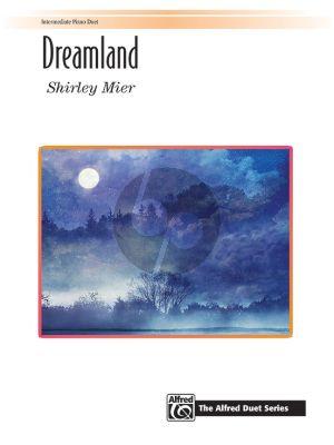 Mier Dreamland Piano 4 hds