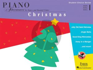 Faber Piano Adventures: Christmas - Level 1 (Student Choice Series)