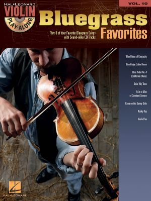 Bluegrass Favorites Violin