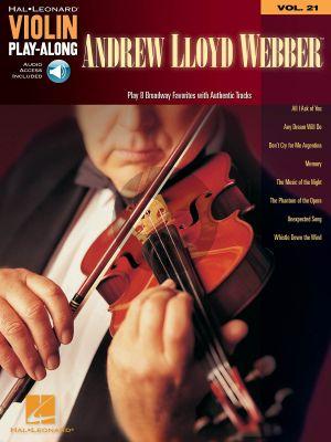 Andrew Lloyd Webber Violin