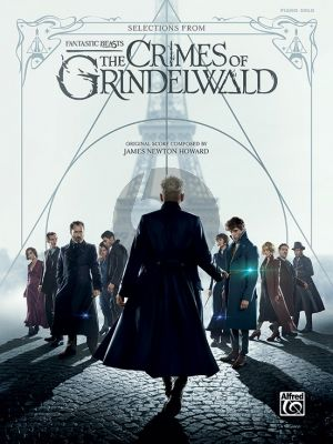 Howard Selections from Fantastic Beasts: The Crimes of Grindelwald Piano solo