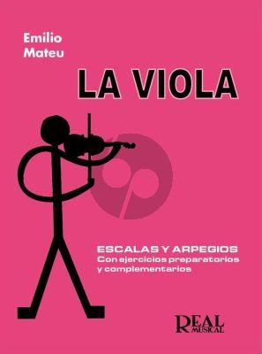 Mateu La Viola, Escalas y Arpegios con Ejercicios