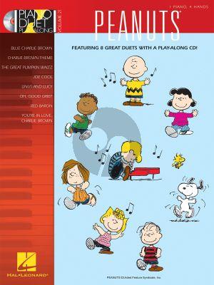 Peanuts Piano Duet