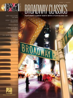 Broadway Classics Piano Duet
