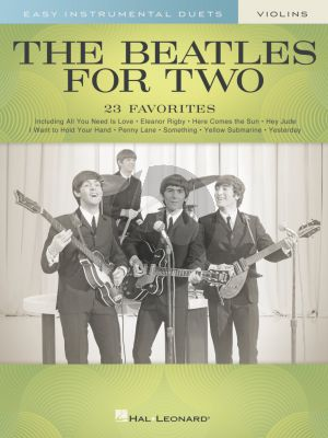 The Beatles for Two Violins (arr. Mark Phillips)