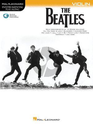 The Beatles Violin