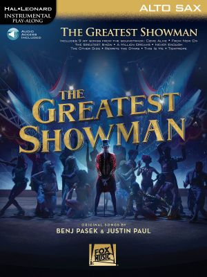 The Greatest Showman Alto Sax