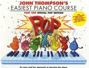 Easiest Piano Course 1 Pop Edition