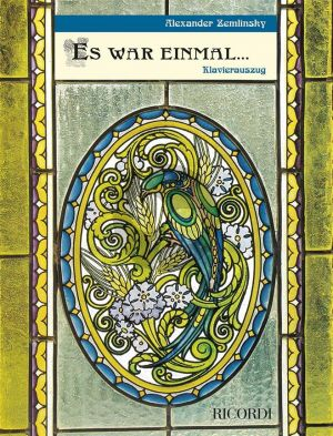 Zemlinsky Es war einmal Klavierauszug (Märchenoper in einem Vorspiel und drei Aufzügen) (Antony Beaumont)