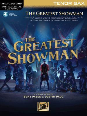 The Greatest Showman Tenor Sax