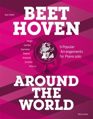 Kleeb Beethoven around the World Piano solo (9 Popular Arrangements)