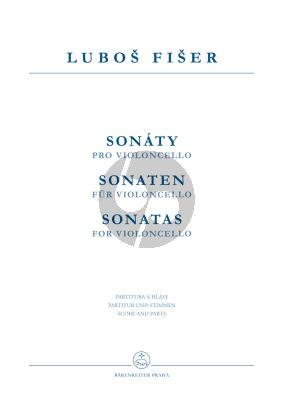 Fiser Sonatas for Violoncello