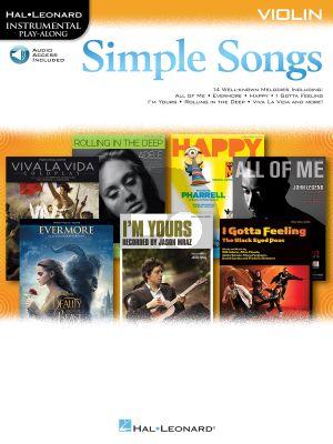 Simple Songs Violin