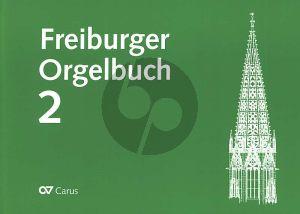 Freiburger Orgelbuch 2. Musik für Gottesdienst, Konzert und Unterricht (Georg Koch, Meinrad Walter, Michael Meuser)