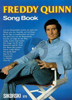 Quinn Freddy Quinn Songbook Gesang/Klavier[Keyboard]/Gitarre