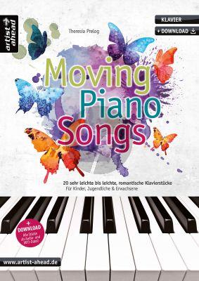 Prelog Moving Piano Songs