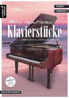 Rupp Meine romantischen Klavierstücke