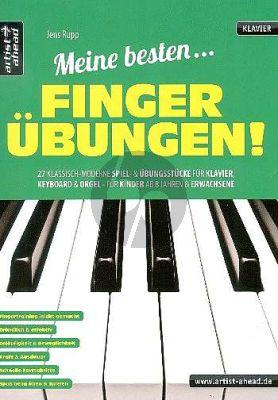 Rupp Meine besten Fingerübungen! Klavier