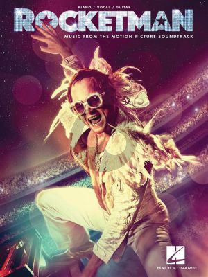 Elton John Rocketman Piano-Vocal-Guitar (Music from the Motion Picture Soundtrack)