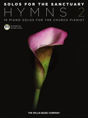 Solos for the Sanctuary – Hymns 2 Piano solo (arr. Glenda Austin)