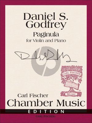 Godfrey Paginula Violin and Piano