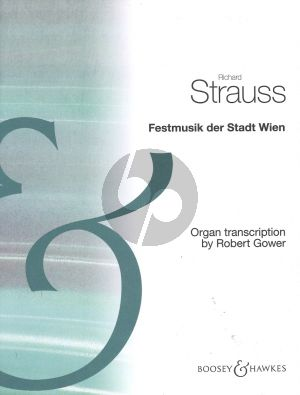 Strauss Festmusik der Stadt Wien Organ