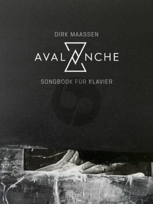 Maassen Avalanche Songbook for Piano