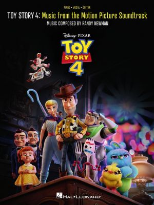 Newman Toy Story 4 Piano-Vocal-Guitar (Music from the Motion Picture Soundtrack)