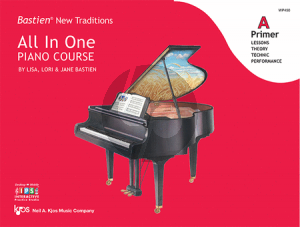Bastien New Traditions All In One Piano Course - Primer A