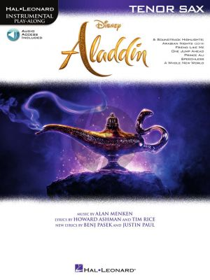 Aladdin for Tenor Saxophone