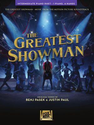 Pasek-Paul The Greatest Showman Piano 4 hds