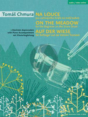 Tomas On the meadow for the Beginner on the Snare Drum / Auf der Wiese für Anfänger auf der kleinen Trommel (with piano accompaniment)
